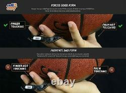 Basketball Shooting Aid Hoops Training Shooting Device Shot Finger Trainer