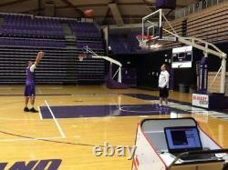 Basketball Shooting Training Machine. Noah Select System Shooters Secret Weapon