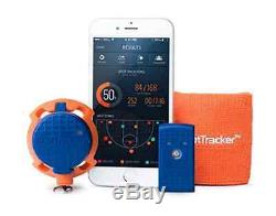 Basketball Shot Tracker, Endorsed by Golden State Warriors Guard Klay Thompson