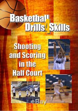 Basketball Skills DVD-Shooting and Scoring in the Half Court