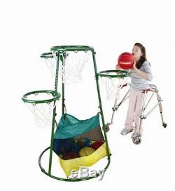 Basketball Stand Multi Level Kids Sports Special Needs Practice