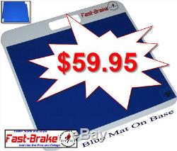 Basketball Traction System Base and Pad 18 X 19 (30 Blue Sheets)