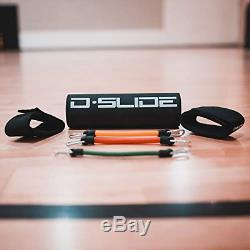Basketball Training Equipment Perfecting Defensive Slide Develops lateral Qui
