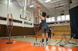 Basketball Training Equipment Trainer Builds Defensive Mannequin/Shot trajectory