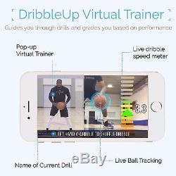 Basketball Virtual Trainer Dribbling Interactive Coaching App Audio Feedback Kit
