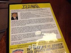 Basketball coaching DVD -Fran mcCaffrey 1-2-2 three quarter court press