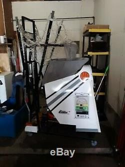 Basketball rebounder GUNN 8000 SHOOTAWAY