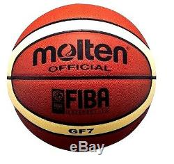 Black Friday GF7 Molten FIBA basketball ball, free + fast delivery (size 7)
