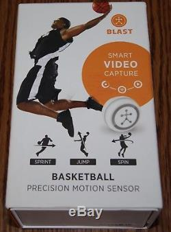 Blast Motion Basketball Precision Motion Sensor BRAND NEW