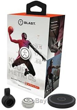 Blast Motion Basketball Replay/3D Motion Capture Training Aid with Smart Video C