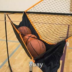 Bownet Basketball Returner Net, Portable
