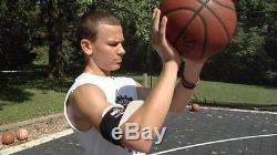 BullsEye Basketball Shooting Training Aid, Perfect Form Every Time