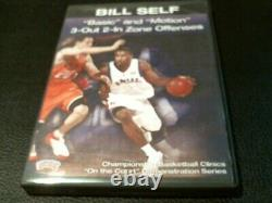 Coaching Basketball Lot 5 DVDs