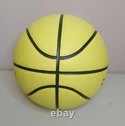 DRIBBLE UP SMART BASKETBALL Official Size Indoor/Outdoor Basketball BALL ONLY