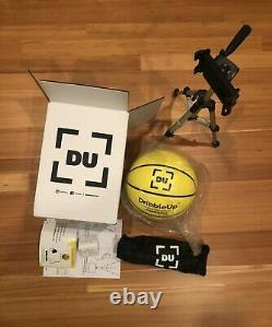 DRIBBLE UP SMART BASKETBALL Official Size with tripod upgrade