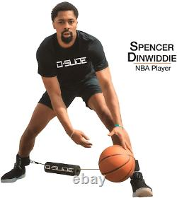 D-Slide Basketball Training Equipment Aids In Perfecting The Defensive Slide