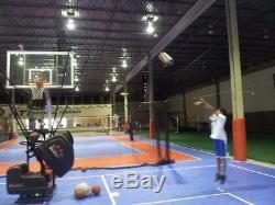 Dr Dish Basketball Automatic Rebounding Machine