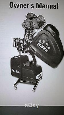 Dr. Dish Basketball Training equipment