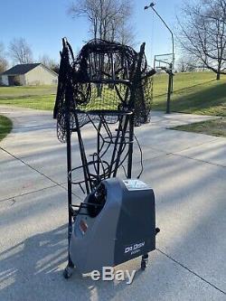Dr Dish Rebel Pro (Basketball Return Machine)