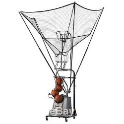Dr. Dish Rebel Pro Basketball Shooting Machine (Pickup Only)