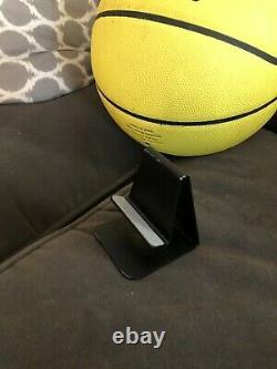 DribbleUp Smart Basketball Women's/Youth + phone stand