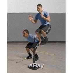 Dribble Basketball Trainer Equipment Plyometric Training Dribbling Agility Coach
