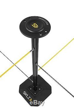 Dribble Stick Basketball Trainer Plyometric Training Drill Player Coach Practice