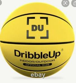 Dribble Up Junior Size Basketball