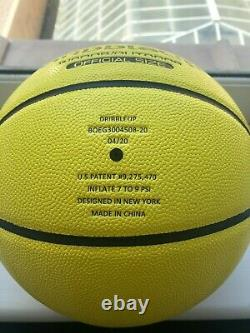 Dribble Up Smart Basketball Indoor/Outdoor Official Size Ball Only