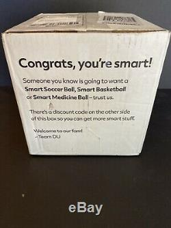 Dribble Up Smart Basketball JUNIOR SIZE 28.5 Brand New In Box. Never Opened