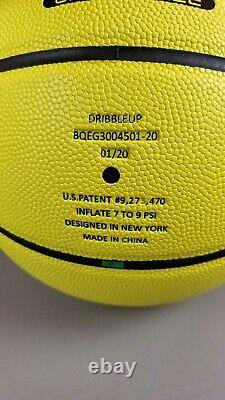Dribble Up Smart Basketball Official Size 29.5 with Tablet Stand
