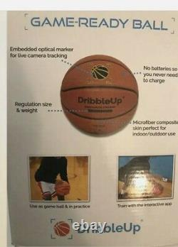 Dribble Up Smart Basketball Training OFFICIAL Size 7 (29.5) EUC