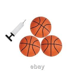 ESPN Indoor 2 Player Hoop Shooting Basketball Arcade Game with Scoreboard Balls