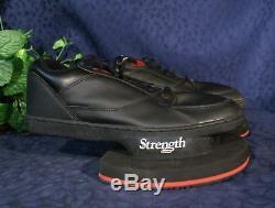 EUC Black JUMP STRENGTH Basketball Training Shoe US 13