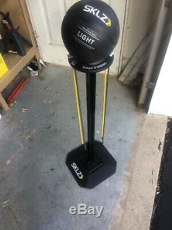 Excellent Used SKLZ Dribble Stick Basketball Dribble Trainer Agility Free Shippi