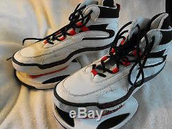 FLAWED-Read Des Strength Plyometric Basketball Jump Training Shoes Mens Size 12