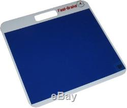 Fast-Brake Base and Pad 18x19 60 Sheets Blue Blue