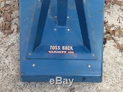 GARED TOSS BACK VARSITY 100 COMMERCIAL GRADE