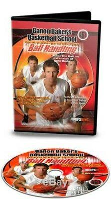Ganon Baker's Basketball School Fundamentals System Coaching DVD