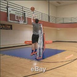 GoSports Basketball Xtraman Dummy Defender Training Mannequin Huge 7' Size