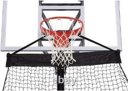 Goaliath Basketball Hoop Solo Player Trainer, Free Throw Practice Ball Return