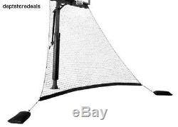 Goaliath Basketball Return System Mesh Solo Play Practice Hoop Sand Safety Great