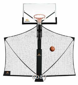 Goaliath Basketball Yard Guard Defensive Rebound Net System NEW OPEN BOX- LOW $