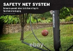 Goaliath Silverback Yard Guard Rebounder Net System