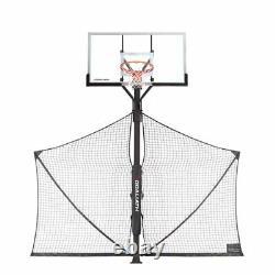 Goaliath Yard Guard Basketball Sports Court Equipment Rebounding Net