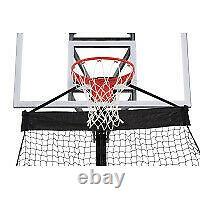 Goalrilla B2608W Basketball Return System Net No Installation Needed