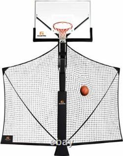 Goalrilla Basketball Hoop Yard Guard Sports Court Equipment Rebounding Net