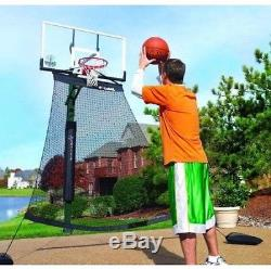 Goalrilla Basketball Return System + Easy To Setup Durable Weatherproof Outdoors