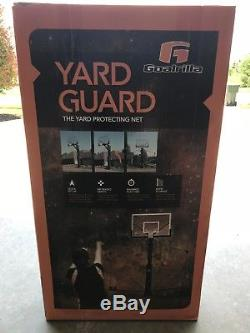 Goalrilla Basketball Yard Guard, Black