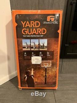 Goalrilla Basketball Yard Guard Easy Fold Defensive Net System